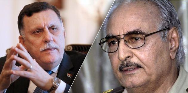 پیشنهاد السراج به حفتر؛ ریاستجمهوری لیبی در قبال متحد کردن ارتش
