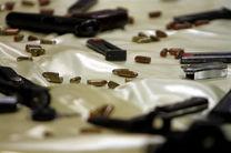 باند بزرگ قاچاق اسلحه و مهمات در مشهد متلاشی شد