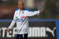 سرمربی جدید تیم ملی فوتبال ایتالیا انتخاب شد