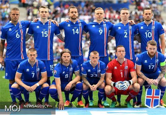 فروش پیراهن تیم ملی ایسلند افزایش یافت