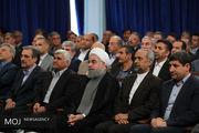 نشست روسای دانشگاههای کشور با رییسجمهور
