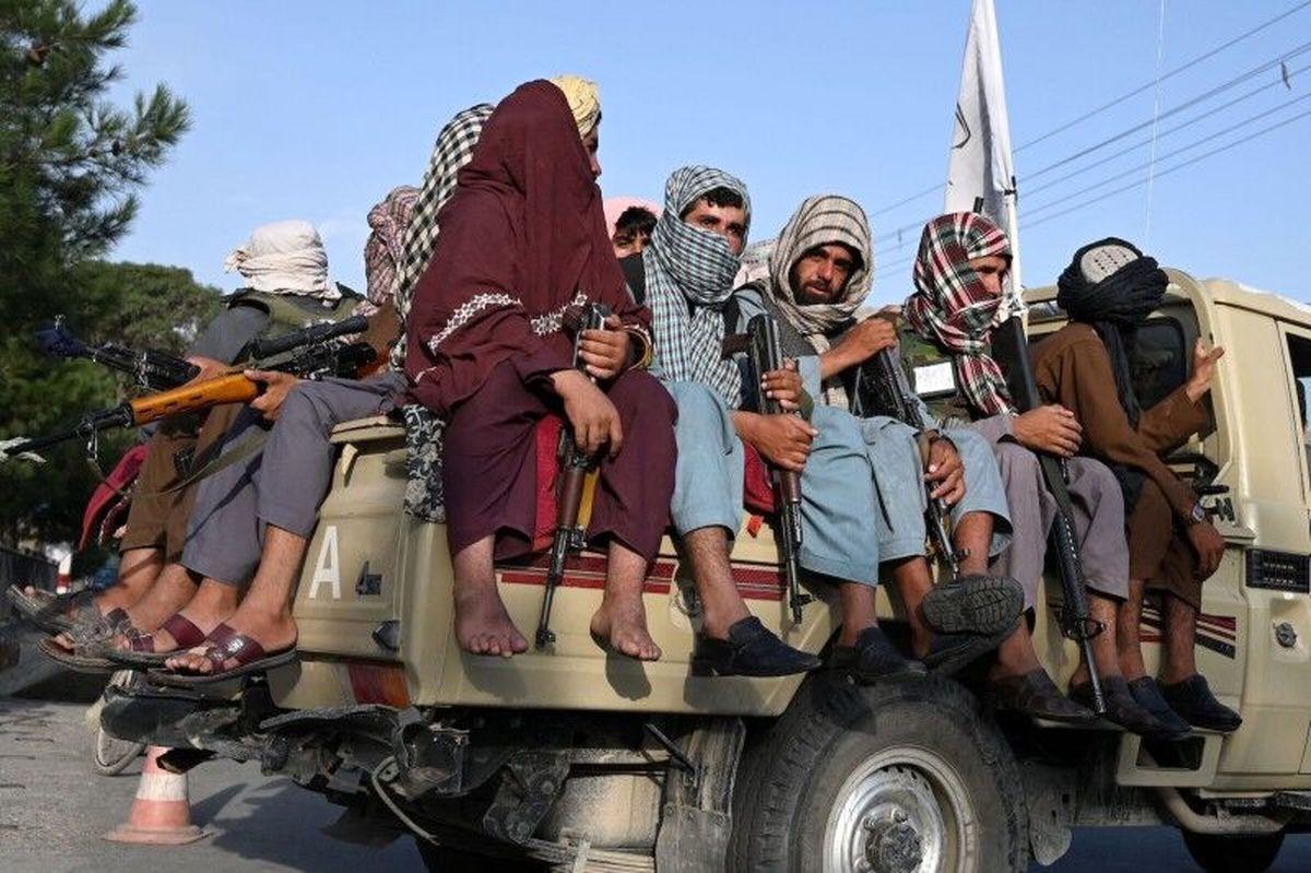 درگیری طالبان با آدم ربایان مسلح در افغانستان