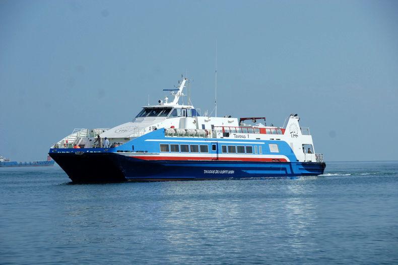 افزایش نظارت بر شناورهای مسافری و حمل خودرو در ایام تعطیلات