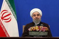 جشن پیروزی انتخاب روحانی در دیر بوشهر برگزار شد