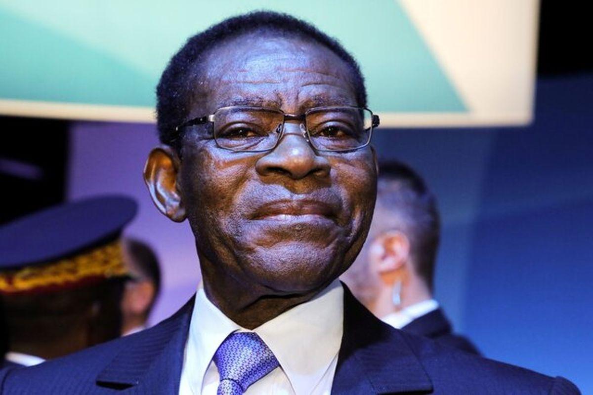 پیام تبریک رئیس جمهور گینه استوایی به سید ابراهیم رییسی