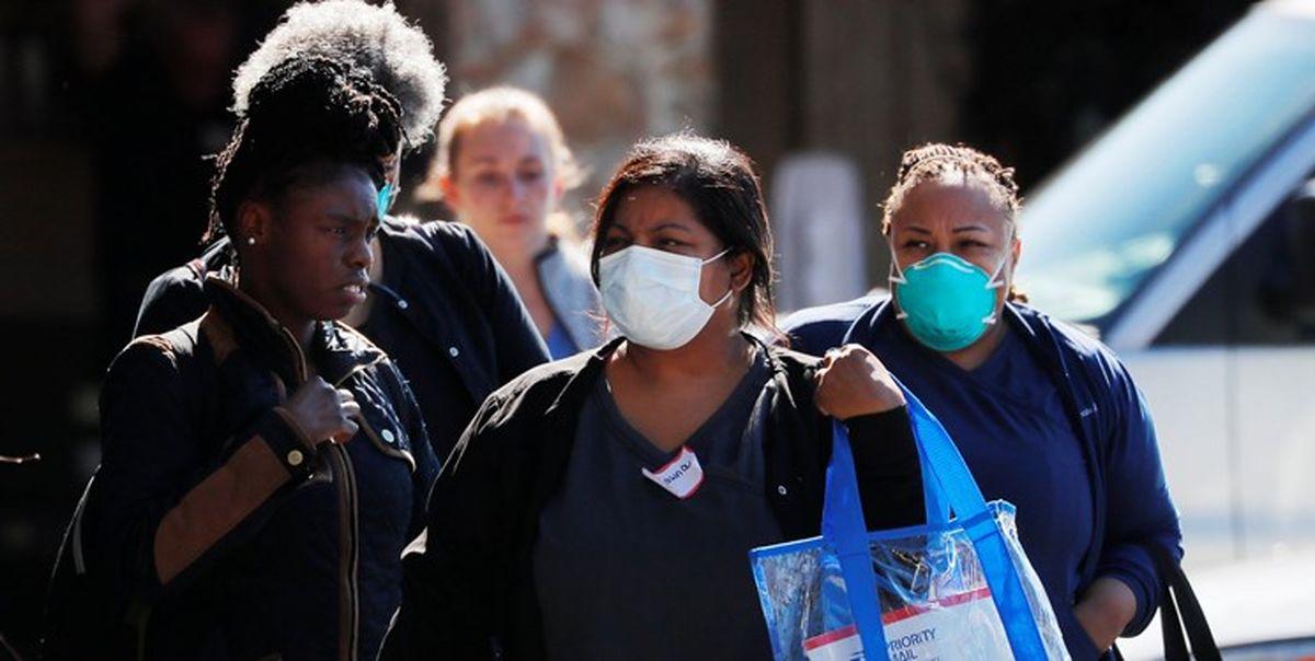 شمار مبتلایان به ویروس کرونا در آمریکا به چند نفر رسید؟