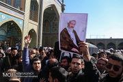 برگزاری مراسم بزرگداشت آیتالله مؤمن در حسینیه امام خمینی