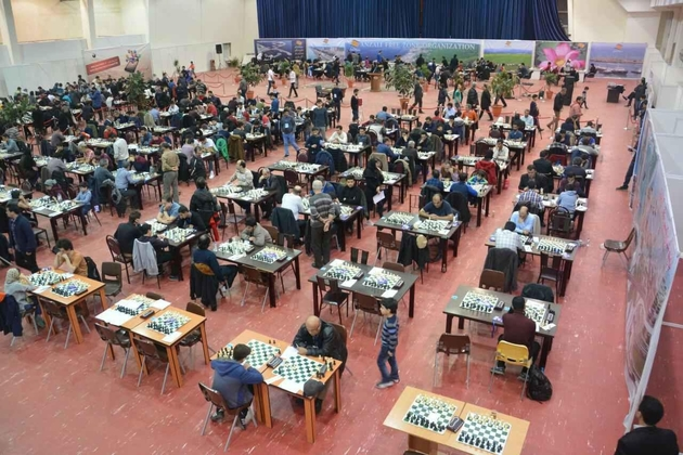 شگفتی سازی شطرنج بازان گیلانی در رقابت های شطرنج جام خزر