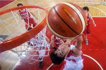 ساعت مسابقات بسکتبال جوانان آسیا تغییر کرد