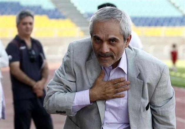 سرپرست باشگاه پرسپولیس استعفا کرد