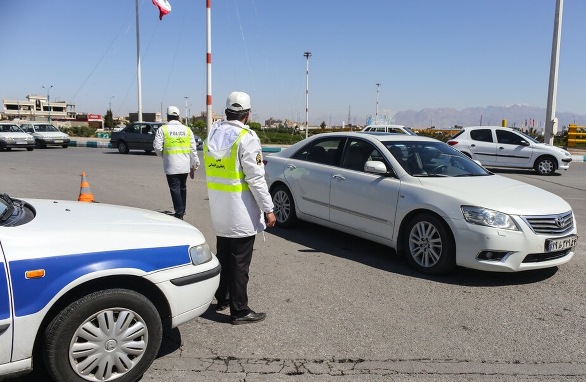 یک میلیون تومان جریمه سفر در تعطیلات خرداد