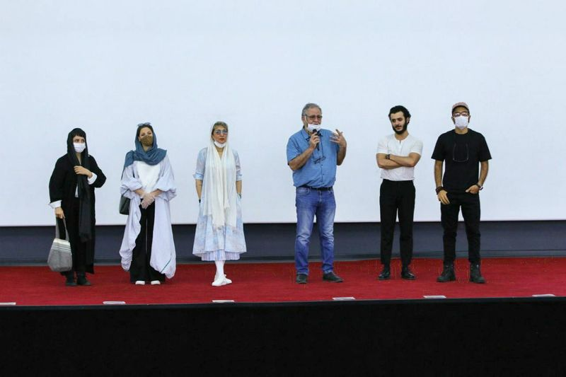اکران شنای پروانه عجیب و غریبترین اکران فیلم در ایران و جهان است
