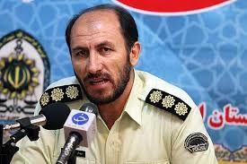 سارق بانک در اصفهان دستگیر شد