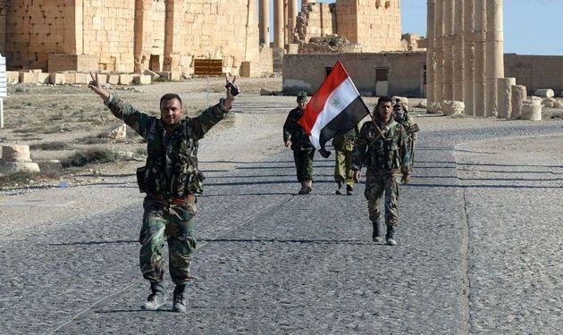 شهرک های حردانه و حران در شمال شرق حماه سوریه آزاد شدند