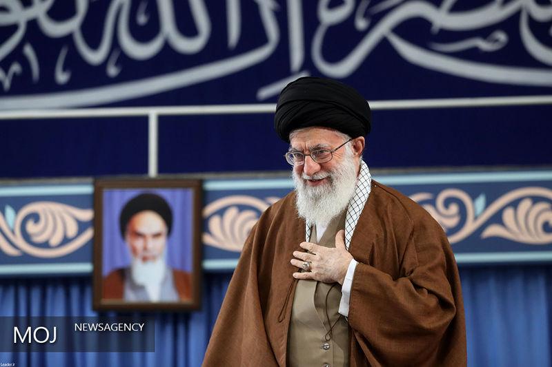 مدال آوران کاروان ایران با مقام معظم رهبری دیدار می کنند