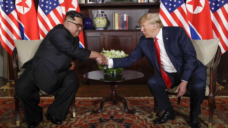 آمریکا خلع سلاح هسته ای کره شمالی را با مشکل مواجه کرده است