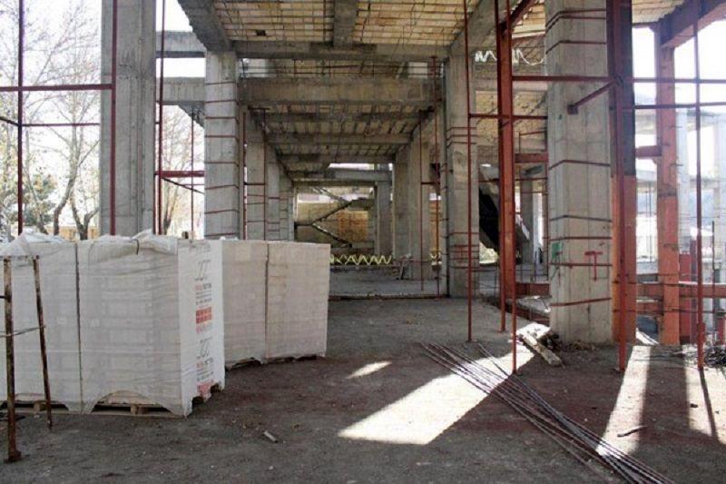 پیشرفت پروژه ظرف 40 روز گذشته 10 درصد رشد داشته است