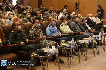 افتتاح باغ موزه انقلاب اسلامی و دفاع مقدس استان قم
