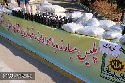 دستاوردهای عملیات ذوالفقار نیروی انتظامی استان اصفهان
