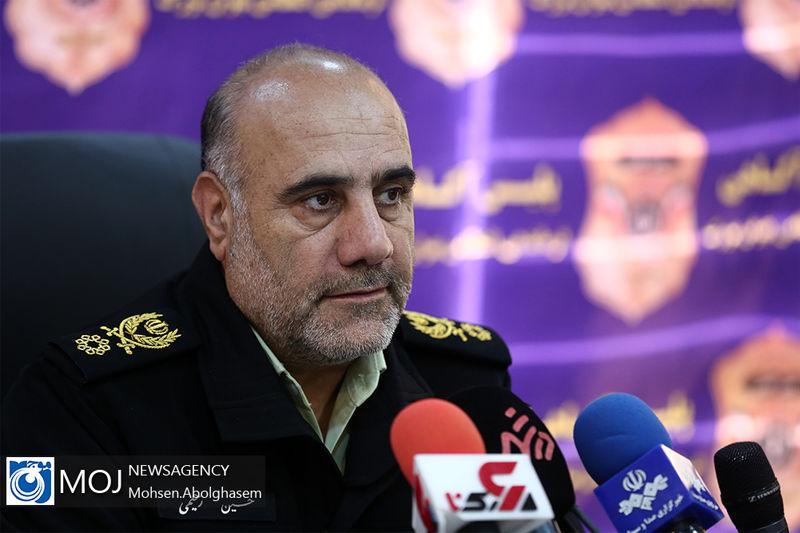 دستگیری ۱۲ هزار معتاد متجاهر از ابتدای سال در تهران