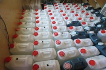 کشف و تخریب 2 کارگاه جنگلی مشروب سازی در کلاردشت