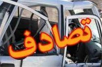 7 مصدوم بر اثر برخورد 2 خودرو در جاده سمیرم- یاسوج
