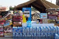 ارسال 6 محموله کمک ازپایگاههای بهزیستی استان اصفهان به مناطق سیل زده