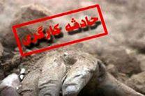فوت 2 نفر بر اثر آتش سوزی مخزن فشار گاز در همدان