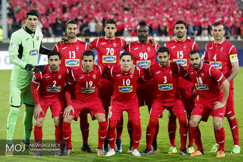 تاریخچه بازی های پرسپولیس با تیم های قطری