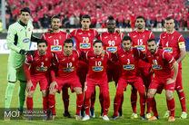 لیست بازیکنان پرسپولیس  برای دیدار با استقلال خوزستان مشخص شد