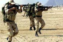 جزئیات انهدام تیم تروریستی در قصرقند سیستان و بلوچستان توسط سپاه