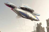خودروی پرنده سال آینده به پرواز در می آید