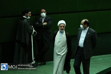 صحن علنی مجلس شورای اسلامی با حضور وزیر کشور