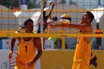 قطر نخستین حریف ساحلی بازان ایران در مرحله نهایی انتخابی المپیک شد