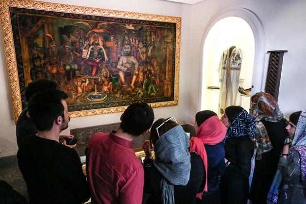 موزهها ۵ مهر رایگان است