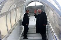 ظریف تهران را به مقصد ارمنستان ترک کرد