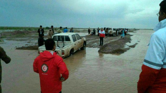 اسکان اضطراری 725 نفر در پی سیل اخیر/ جستجو برای یافتن 4 مفقودی ادامه دارد