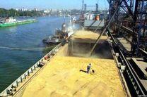 صادرات اولین محموله گندم از خوزستان به عمان آغاز شد