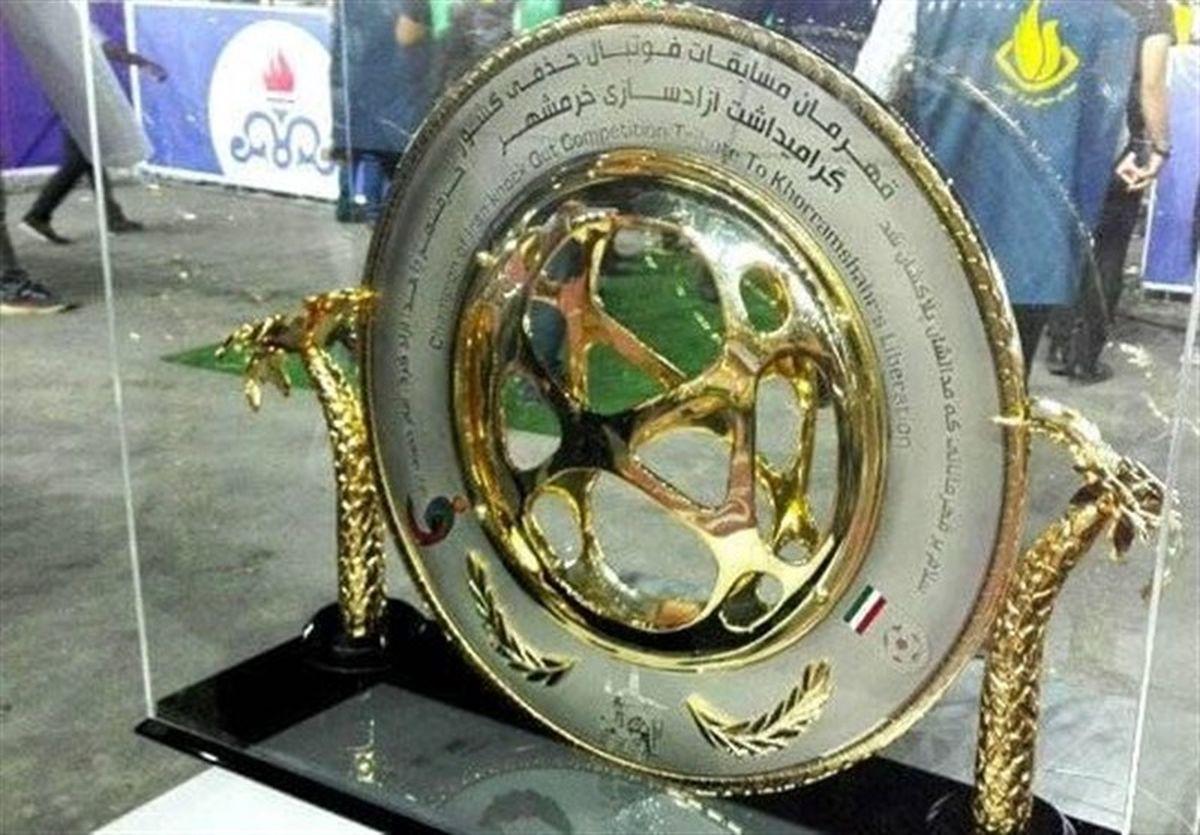 محرومان مرحله یک چهارم نهایی جام حذفی مشخص شدند