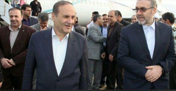 معاون امنیتی وزیر کشور به ایلام وارد شد