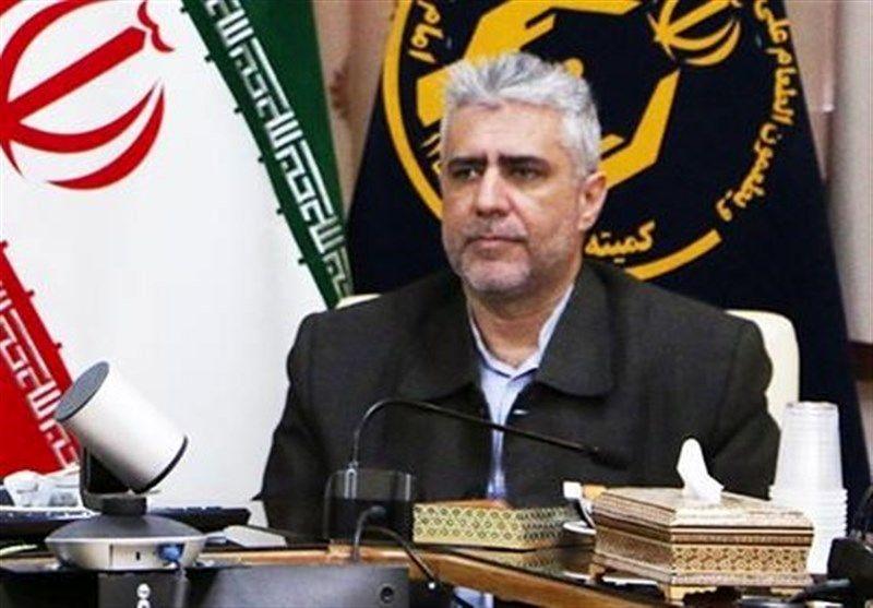 اهدای ۴ هزار لیتر مواد ضدعفونی کننده توسط پالایشگاه اصفهان به کمیته امداد در اصفهان