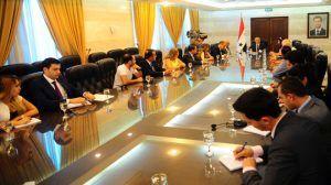 سوری های مقیم خارج در بازسازی سوریه همکاری خواهند کرد