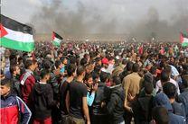 327 فلسطینی در راهپیمایی های بازگشت نوار غزه به شهادت رسیدند