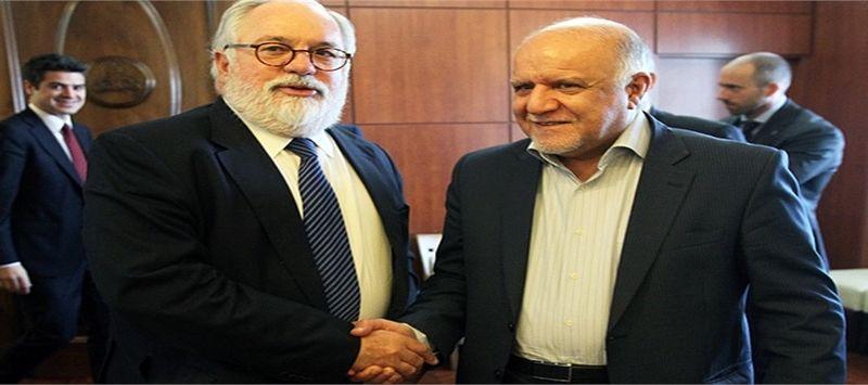 اروپا خواهان ماندگاری مراودات نفتی با ایران