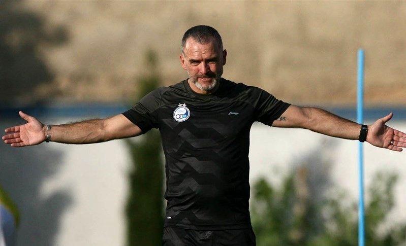 میک درموت رسما از تیم استقلال جدا شد