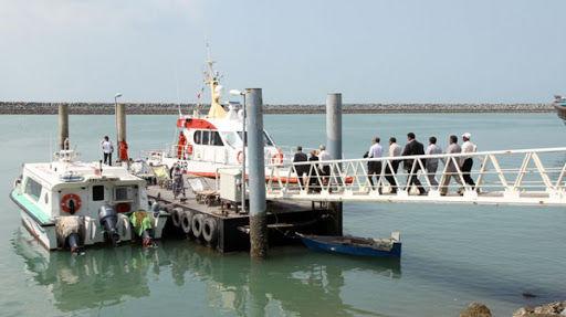 شرایط جهت ترددهای دریایی ایمن است