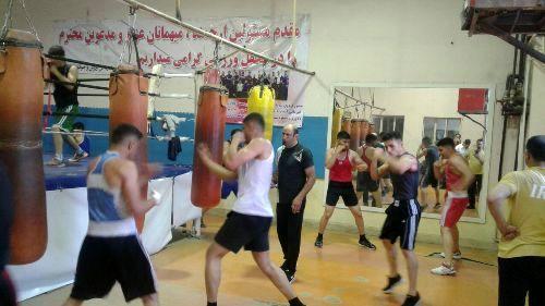 حضور بوکسورهای اردبیلی در اردوی تیم ملی جوانان