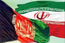 شش قلم کالای عمده از افغانستان وارد ایران می شود