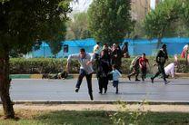 شهادت کودک چهار ساله در حمله تروریستی اهواز