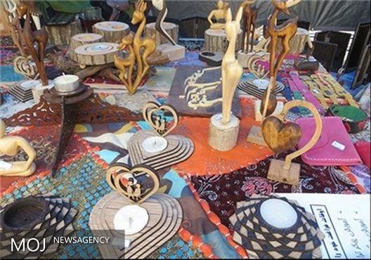 صحنه پایلوت برگزاری نمایشگاه های دایمی صنایع دستی در تمام کرمانشاه